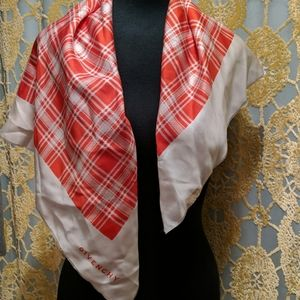 Silk Givenchy scarf